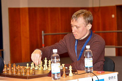 Will Ruslan Ponomariov win another knockout tournament?