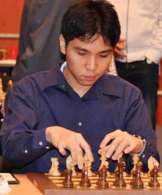 Wesley So hopes to continue his winning ways.