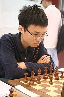 Yu Yangyi of China.