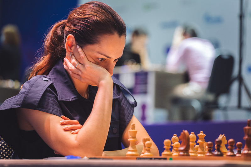 GM Alexandra Kosteniuk (Russia)