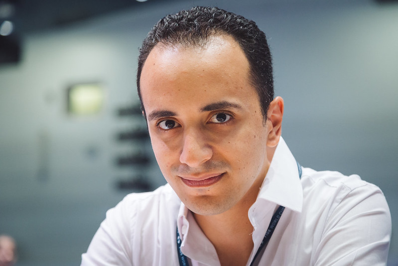 Bassem Amin (Egypt)