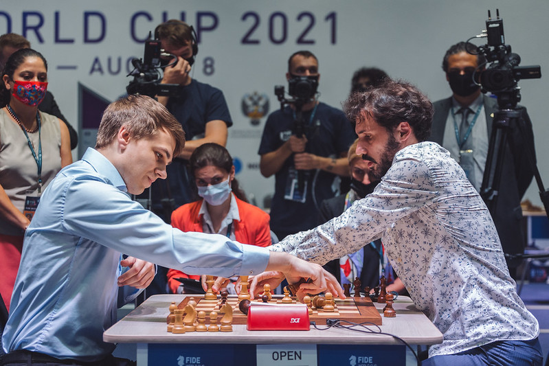 Rasmus Svane vs. Ivan Cheparinov