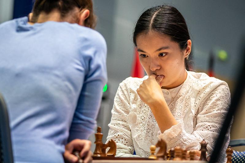 Dinara Saduakassova (Kazahkstan)