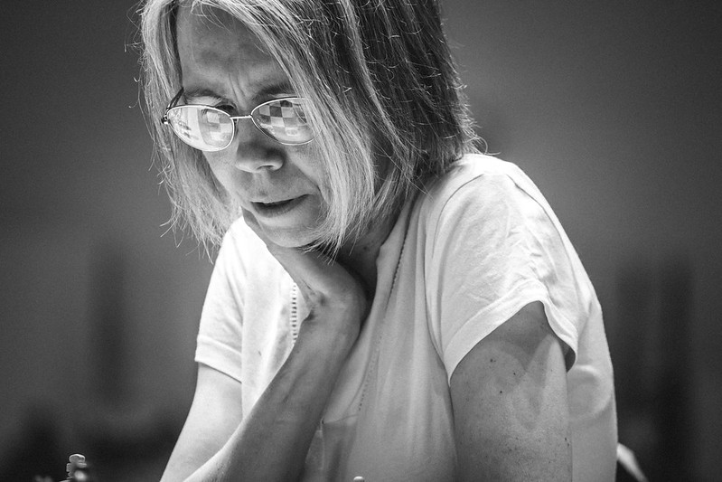 Pia Cramling (Sweden)