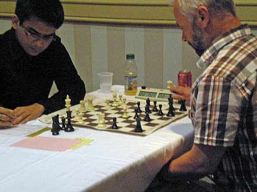 GM Parimarjan Negi vs. GM Alexander Ivanov