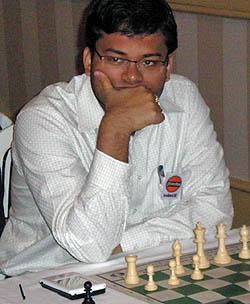 GM Surya Shekar Ganguly. Photo by Daaim Shabazz.