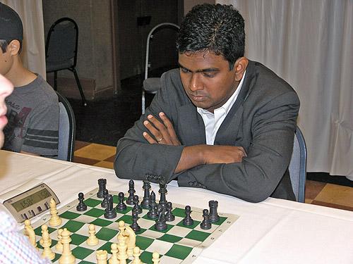 Magesh Panchanathan. Photo by Daaim Shabazz.