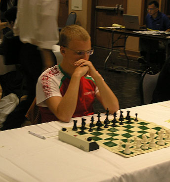 2010 World Open Champion, Viktor Laznicka (Czech Republic). Photo by Daaim Shabazz.