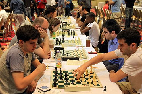 Open Section (Round 8). Photo by Daaim Shabazz.