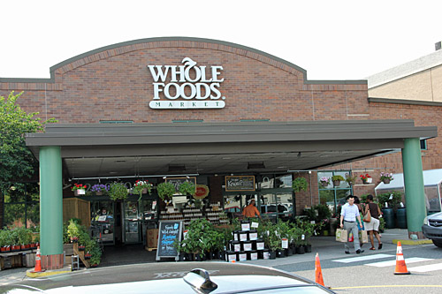 Whole Foods. Photo by Daaim Shabazz.