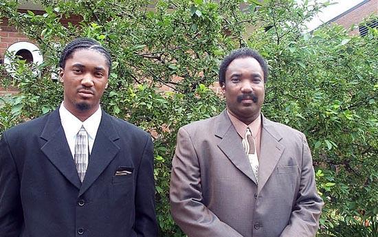 David Allen, Jr. and David Allen, Sr.