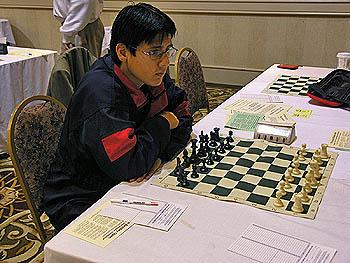 IM Emilio Cordova (Peru). Copyright © 2006, Daaim Shabazz.