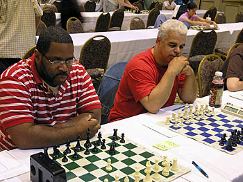 FM Norman 'Pete' Rogers and Ernest 'Steve' Colding. Copyright © 2006, Daaim Shabazz.