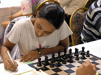 Subburaman Meenakshi (India). Copyright © 2006, Daaim Shabazz.