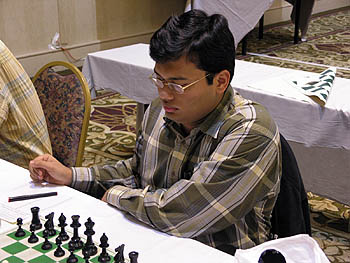 GM Surya Ganguly (India). Copyright © 2006, Daaim Shabazz.