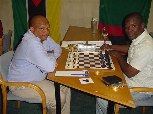 IM Watu Kobese (South Africa) vs. Miguel Macongoma (Mozambique)