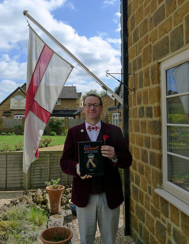 Carl Portman of England